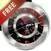 Clock HQ Live Wallpaper Free icon