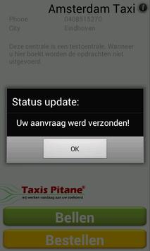 Pitane Taxi apk screenshot