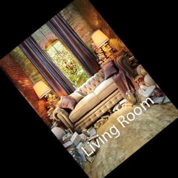 Living Room design screenshot 1