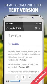 Amazing Bible Verses Audio App screenshot 14
