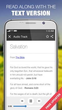 Amazing Bible Verses Audio App screenshot 4
