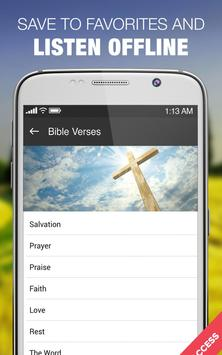 Amazing Bible Verses Audio App screenshot 7
