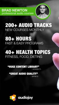 Fitness, Exercise & Dieting Audio by Brad Newton poster