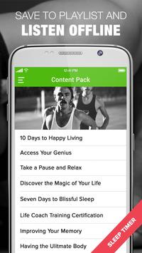 Fitness, Exercise & Dieting Audio by Brad Newton apk screenshot