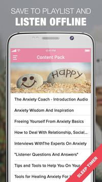 Anxiety Coaches Podcasts & Workshops by Gina Ryan screenshot 4