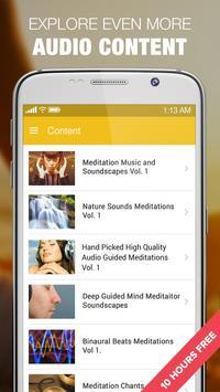1000 Looping Meditation Sounds & Zen Sleep Timer screenshot 4