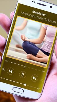 1000 Looping Meditation Sounds & Zen Sleep Timer screenshot 1
