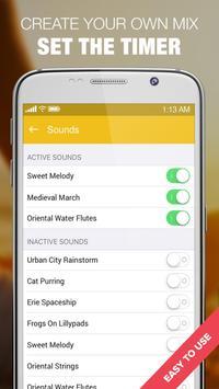 1000 Looping Meditation Sounds & Zen Sleep Timer screenshot 2