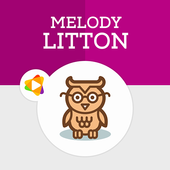 Self Esteem, Self Confidence Love by Melody Litton icon