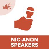 Nicotine Anonymous Speakers icon