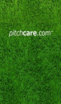 Pitchcare Magazine poster