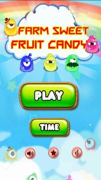 Farm Sweet Fruit Candy apk screenshot