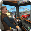 Icona In Camion Guida I giochi : Autostrada Strade