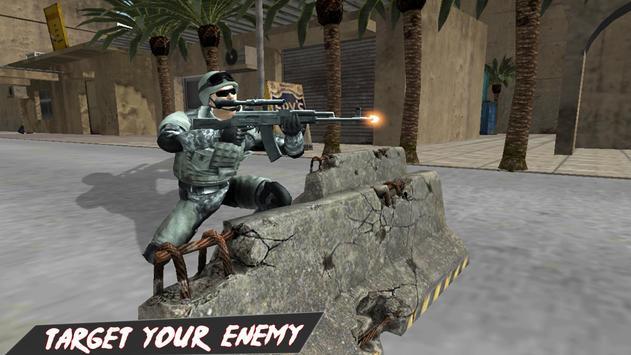 Modern Fatal Commando Strike apk screenshot