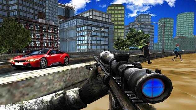 Military Sniper Strike screenshot 3