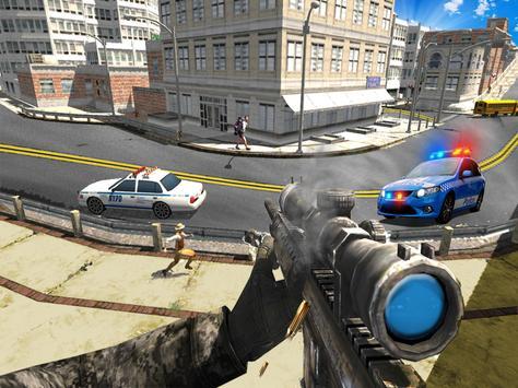 Military Sniper Strike screenshot 4