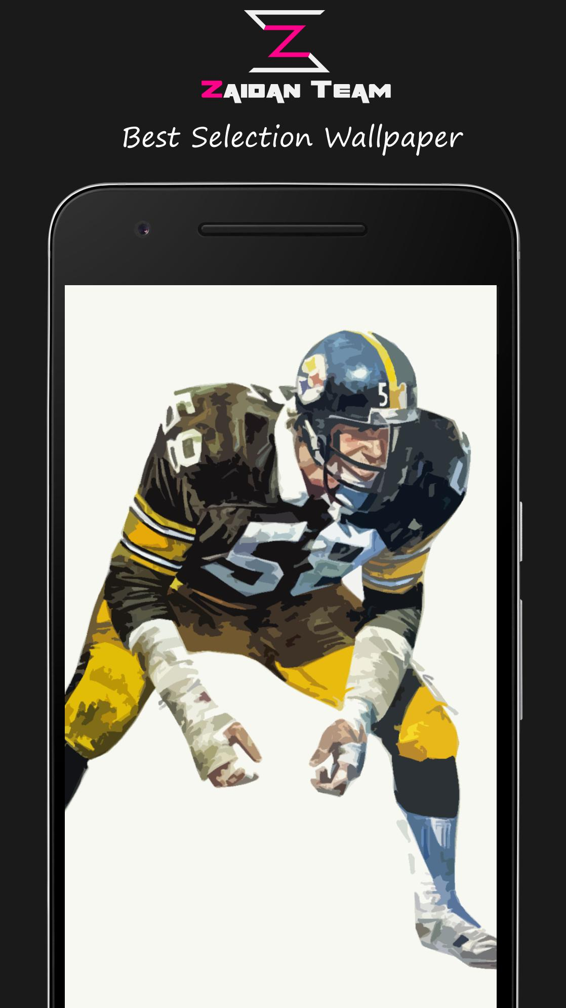 New Pittsburgh Steelers Wallpaper Art Hd Zaidan For Android