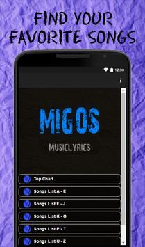 Migos: Top Song & Lyrics!! poster