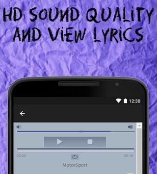 Migos: Top Song & Lyrics!! screenshot 2
