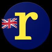 Английский в уведомлениях с RMMBR icon