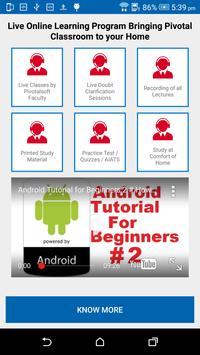 Pivotal Learning screenshot 6
