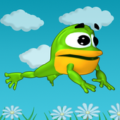 Flappy Frogger Rebooted Free icon