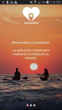 Loveshare poster