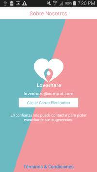 Loveshare apk screenshot