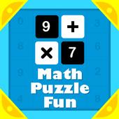 Math Puzzle Fun icon