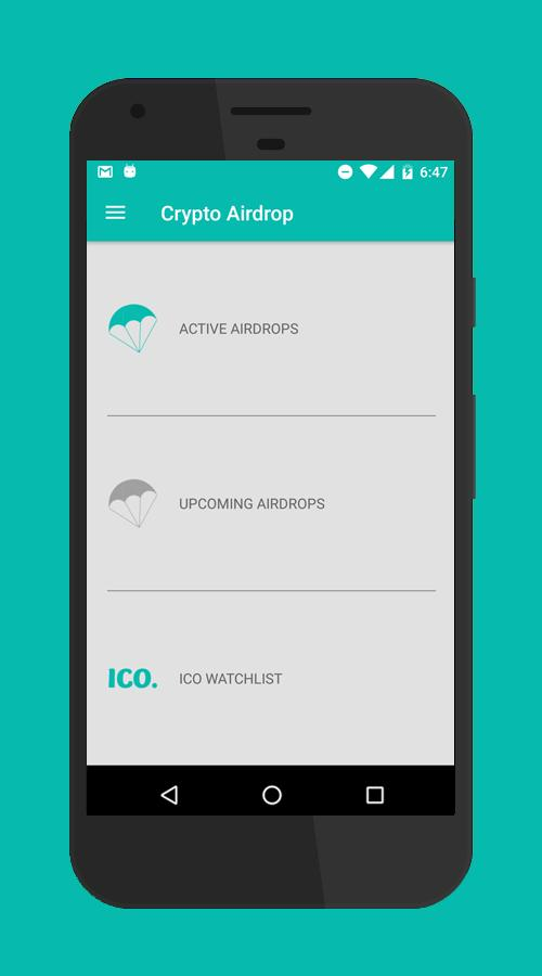 Crypto Airdrop - Free Tokens for Android - APK Download