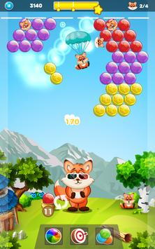 Raccoon Adventure - Bubble Shooter screenshot 15