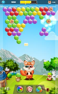 Raccoon Adventure - Bubble Shooter screenshot 17