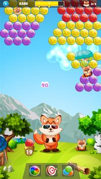 Raccoon Adventure - Bubble Shooter screenshot 4
