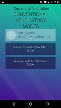 Mechanical Ventilation apk screenshot