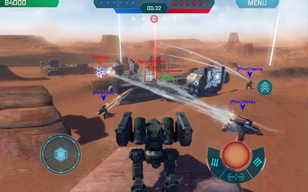 War Robots apk screenshot