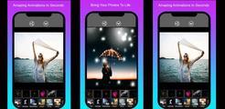 Light Pixa-Loop: Photo Animation for Insta