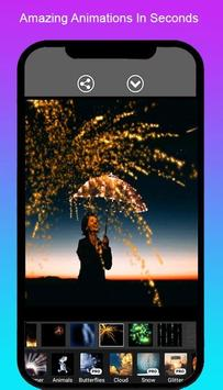 Light Pixa-Loop: Photo Animation for Insta الملصق