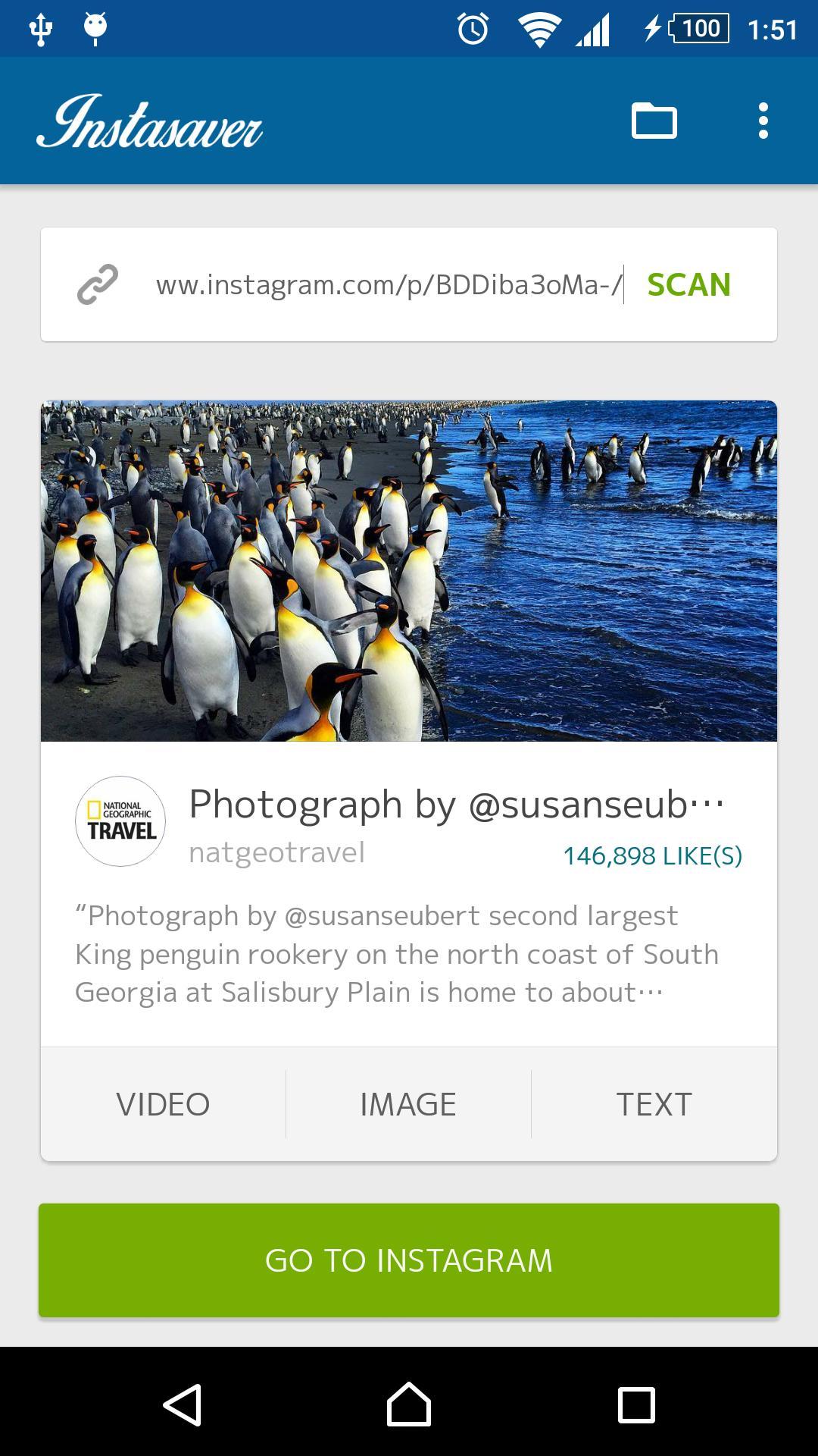 Instasaver for Instagram for Android - APK Download