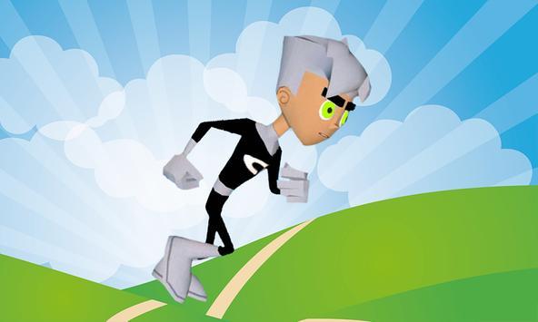 Danny Runner poster