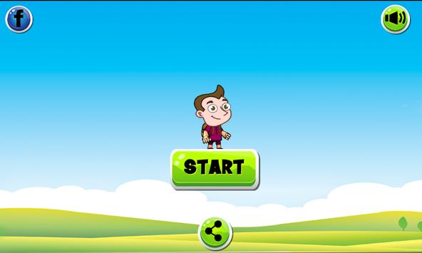Milo Run apk screenshot