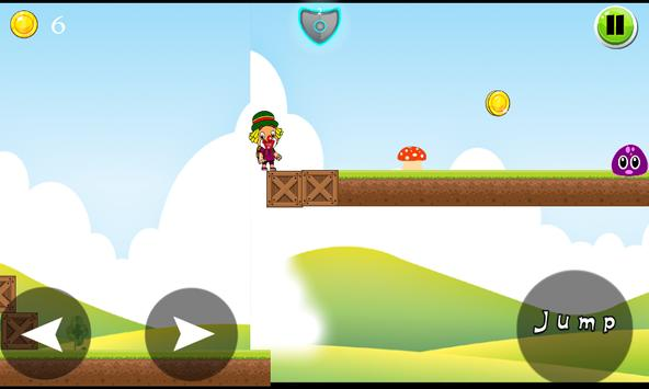 Patata Adventure apk screenshot