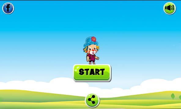 Patata run adventure screenshot 2