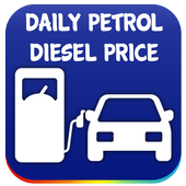 Daily Petrol Diesel Price icon
