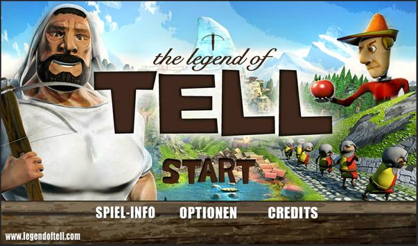 Legend of William Tell poster