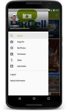 PixCell8 apk screenshot