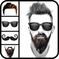 Mustache Beard & Men Hairstyle