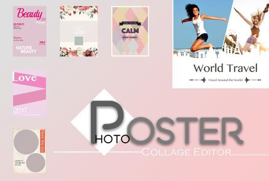 Poster photo collage maker screenshot 4