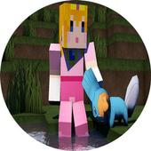 Pixelmon for Girls craft: Catch them all now 3D icon