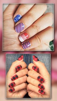 Nail Art Designs Step by Step poster