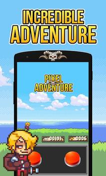 Pixel Adventure poster